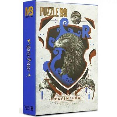 Mabbels Warner Bros Puzzle - 99 Parça Harry Potter Ravenclaw Puzzle