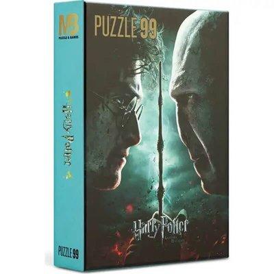 Mabbels Warner Bros Puzzle - 99 Parça Harry Potter İkon Puzzle