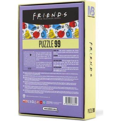 Mabbels Warner Bros Friends 99 Parça Puzzle