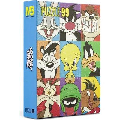 Mabbels Warner Bros Puzzle - 99 Parça Tweety Puzzle