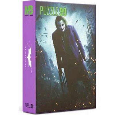 Mabbels Warner Bros Puzzle - 99 Parça Joker Puzzle