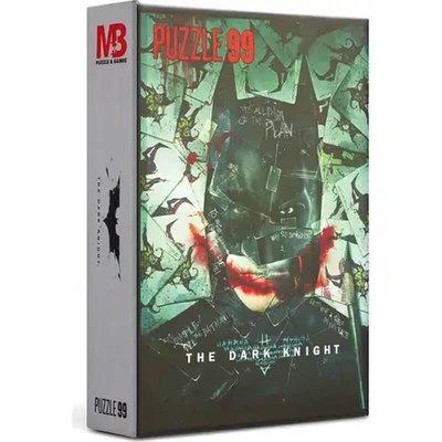 Mabbels Warner Bros Puzzle - 99 Parça Batman Puzzle