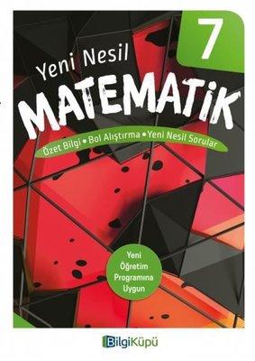 7.Sınıf Matematik Yeni Nesil Kitap