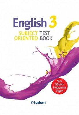 3.Sınıf İngilizce Subject Oriented Test Book