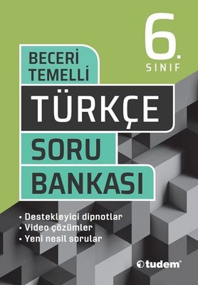 6.Sınıf Türkçe Beceri Temelli Soru Bankası