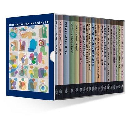 Bir Solukta Klasikler Seti - 20 Kitap Takım