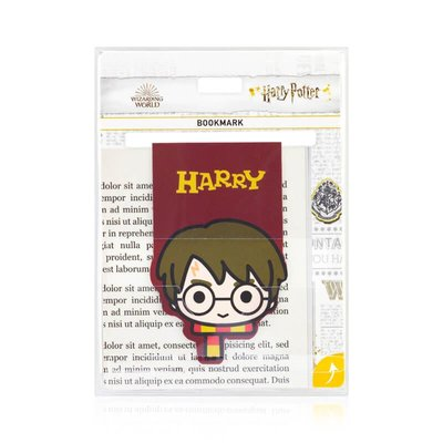 Mabbels Bookmark Harry