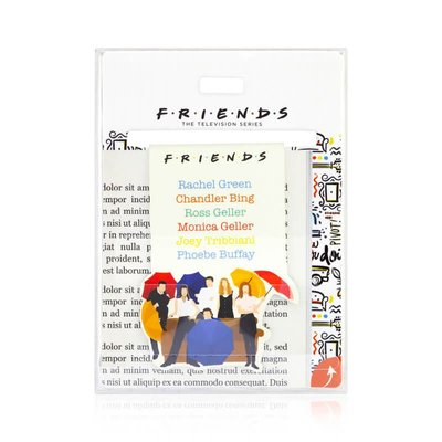 Mabbels Bookmark Friends
