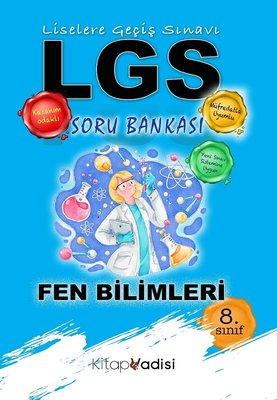 8. Sınıf Fen Bilimleri LGS Soru Bankası