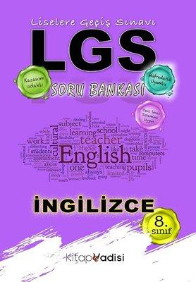 8. Sınıf İngilizce LGS Soru Bankası