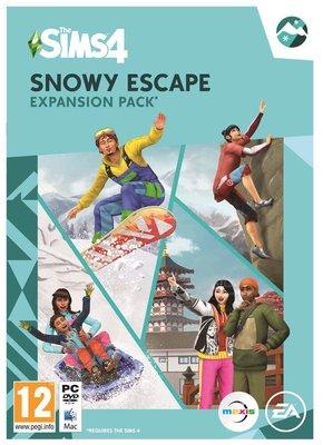 The Sims 4 Snowy Escape - Pcd