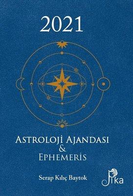 2021 Astroloji Ajandası ve Ephemeris