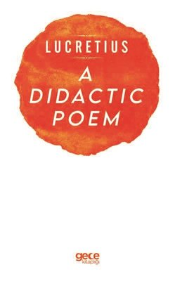 A Didactic Poem