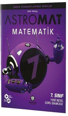 7.Sınıf Astromat Matematik Yeni Nesil Soru Bankası