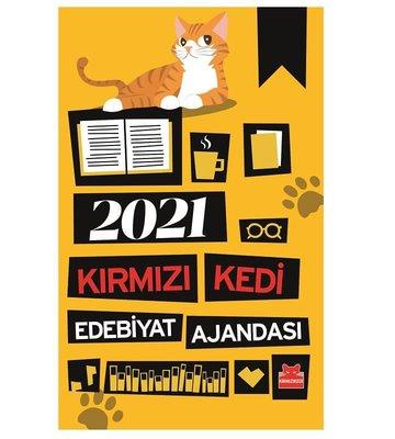 Kırmızı Kedi 2021 Edebiyat Ajanda