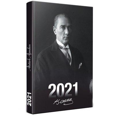 2021 Atatürk Ajandası Başöğretmen