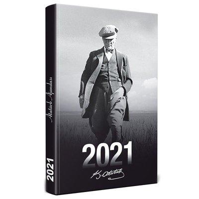 2021 Atatürk Ajandası Cumhuriyet
