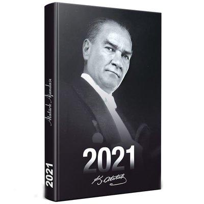 2021 Atatürk Ajandası Gazi Paşa