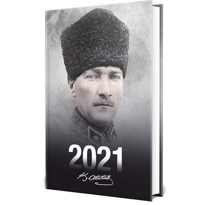 2021 Atatürk Ajandası Madalya