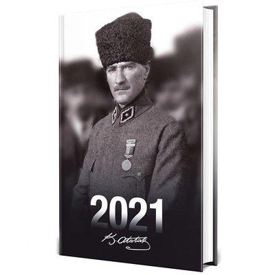 2021 Atatürk Ajandası Komutan