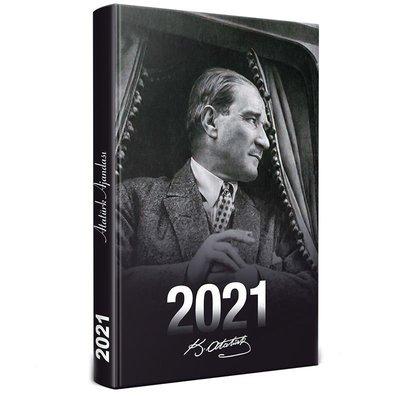 2021 Atatürk Ajandası Mustafa Kemal