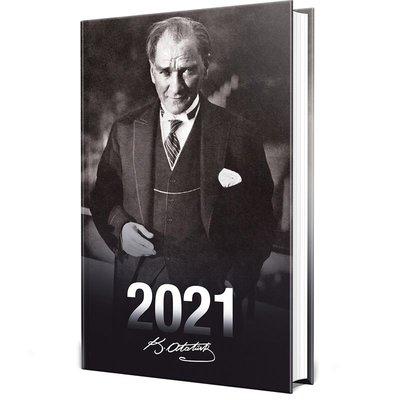 2021 Atatürk Ajandası Önder