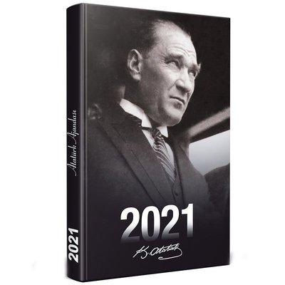 2021 Atatürk Ajandası Portre