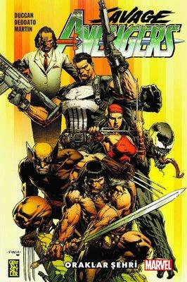 Savage Avengers 1 - Oraklar Şehri