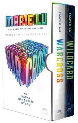 Warcross Serisi Kutulu Seti - 2 Kitap Takım