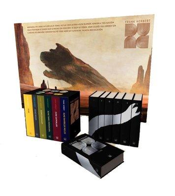 Dune Kutulu Seti - 6 Kitap Takım