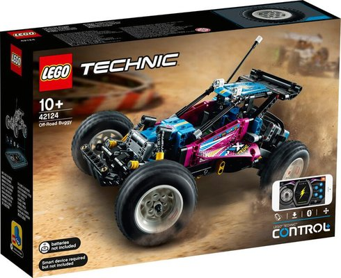 Lego Technic Kumandalı Arazi Jipi 42124