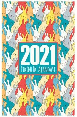 Halk 2021 Akademik Ajanda Neşe Dünyası