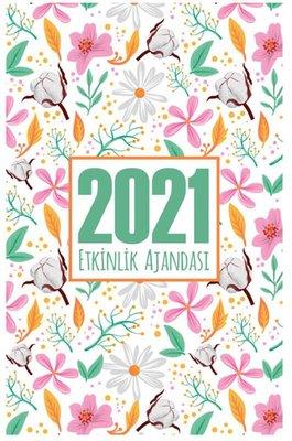 Halk 2021 Akademik Ajanda Yaz Bahçesi