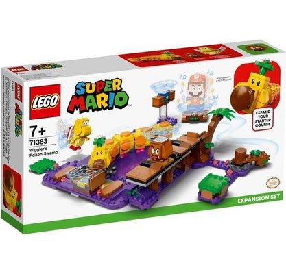 Lego Super Mario 71383 Wigglers Poison Yapım Seti