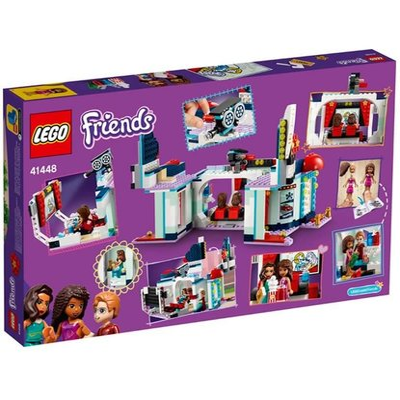 Lego Friends City Sineması 41448