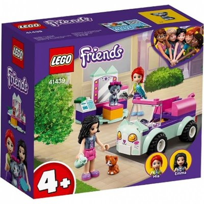 Lego Friends Kedi Kuaförü 41439