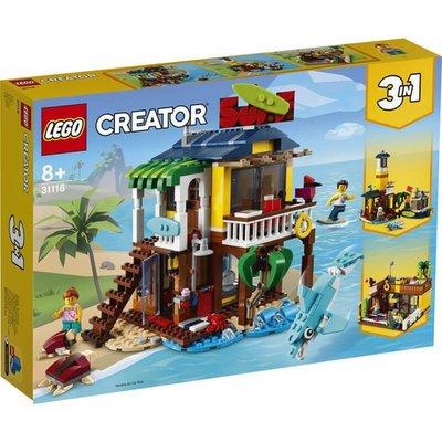 Lego Creator Sörfçü Plaj Evi 31118