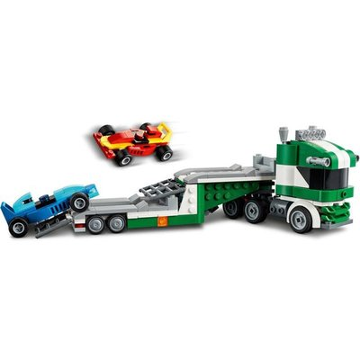 Lego Creator 31113 Yarış Araba Taşıyıcısı Yapım Seti