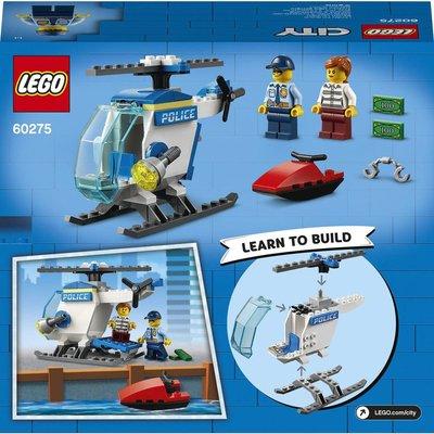 Lego City Polis Helikopteri 60275