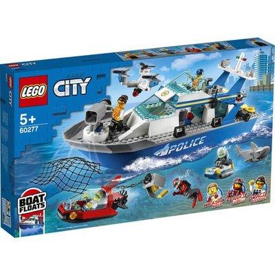 Lego City Polis Devriye Aracı 60277