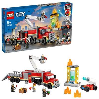 Lego City İtfaiye Komuta Birimi 60282