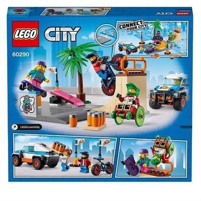 Lego City Kay Kay Parkı 60290