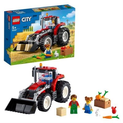 Lego City Traktör 60287