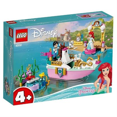Lego Disney Princess Ariels Boat 43191