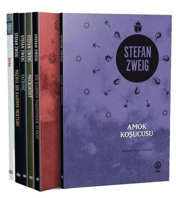 StefanZweig Seti - 6 Kitap Takım