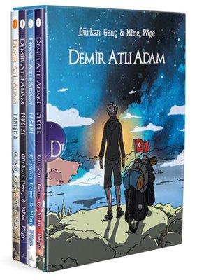 Demir Atlı Adam Seti - 4 Kitap Takım