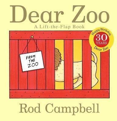 Dear Zoo: A Lift - The - Flap Book (Dear Zoo & Friends)