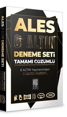 2021 ALES 6 Altın Deneme