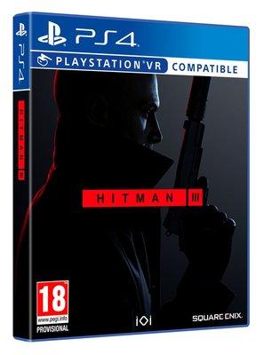 Square Enix Hitman III PS4 Oyun
