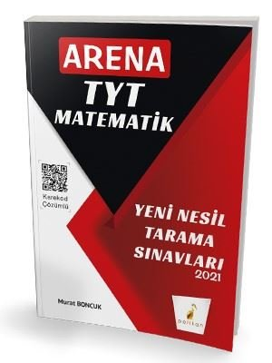 2021 Arena TYT Matematik Yeni Nesil Tarama Sınavları